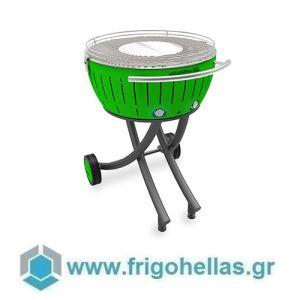 LOTUS GRILL G-GR-600 Ψησταριά κάρβουνου G600 Πράσινη