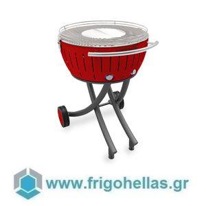 LOTUS GRILL G-RO-600 Ψησταριά κάρβουνου G600 Κόκκινη