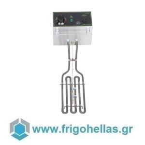 M&M ΜΙΧΑΗΛΙΔΗΣ Ηλετρικό Κιβώτιο για Φριτέζα 4 Lit 2750Watt/230Volt compact (Εξουσιοδοτημένο Service - Επίσημος Μεταπωλητής)