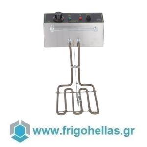 M&M ΜΙΧΑΗΛΙΔΗΣ Ηλετρικό Κιβώτιο για Φριτέζα 7 Lit 4500Watt/400Volt compact (Εξουσιοδοτημένο Service - Επίσημος Μεταπωλητής)