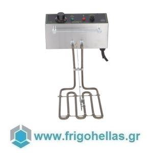 M&M ΜΙΧΑΗΛΙΔΗΣ Ηλετρικό Κιβώτιο για Φριτέζα 7 Lit 3600Watt/230Volt compact (Εξουσιοδοτημένο Service - Επίσημος Μεταπωλητής)