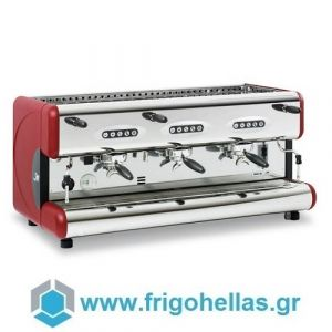 LA SAN MARCO 85 E3 Κόκκινη Ηλεκτρονική Αυτόματη Δοσομετρική Μηχανή Καφέ Espresso ( Group: 3 )