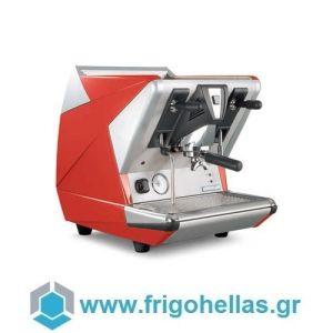 LA SAN MARCO 100 Practical S1 Κόκκινη Αυτόματη Δοσομετρική Μηχανή Καφέ Espresso ( Group: 1 )