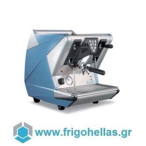 LA SAN MARCO 100 Practical E1 Μπλε Ηλεκτρονική Αυτόματη Δοσομετρική Μηχανή Καφέ Espresso ( Group: 1 )