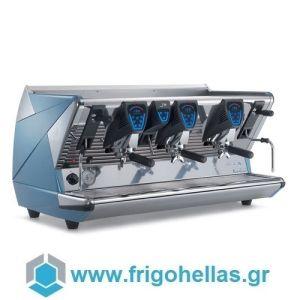 LA SAN MARCO 100 Touch T3 Μπλε Ηλεκτρονική Αυτόματη Δοσομετρική Μηχανή Καφέ Espresso ( Group: 3 )