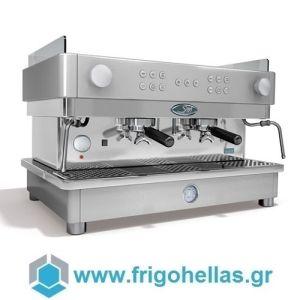 LA SAN MARCO 105 E2 Γκρι Ηλεκτρονική Αυτόματη Δοσομετρική Μηχανή Καφέ Espresso ( Group: 2 )