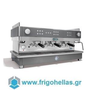 LA SAN MARCO 105 E3 Γκρι Ηλεκτρονική Αυτόματη Δοσομετρική Μηχανή Καφέ Espresso ( Group: 3 )