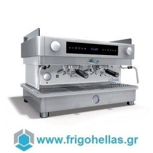 LA SAN MARCO 105 E2 Touch Γκρι Ηλεκτρονική Αυτόματη Δοσομετρική Μηχανή Καφέ Espresso ( Group: 2 )