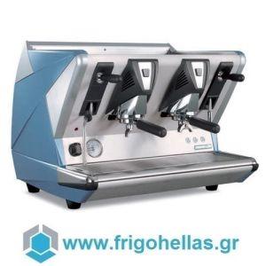 LA SAN MARCO 100 Sprint S2 Μπλε 10lit Αυτόματη Δοσομετρική Μηχανή Καφέ Espresso ( Group: 2 )
