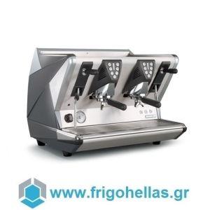 LA SAN MARCO 100 Sprint E2 Μαύρη 10lit Ηλεκτρονική Αυτόματη Δοσομετρική Μηχανή Καφέ Espresso ( Group: 2 )