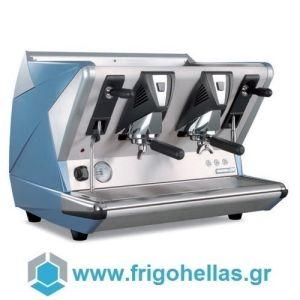 LA SAN MARCO 100 S2 Μπλε Αυτόματη Δοσομετρική Μηχανή Καφέ Espresso ( Group: 2 )