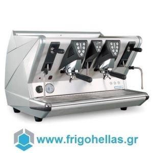 LA SAN MARCO 100 E2 Γκρι Ηλεκτρονική Αυτόματη Δοσομετρική Μηχανή Καφέ Espresso ( Group: 2 )