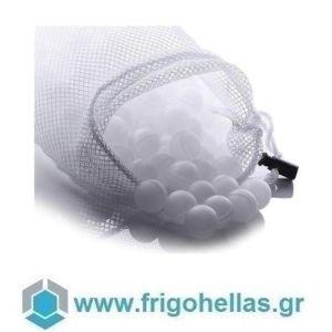 Μοντέλο: 2 Σφαιρίδια Πολυπροπυλενίου για Roner Μηχανή Μαγειρέματος Sous Vide - 100 τεμάχια