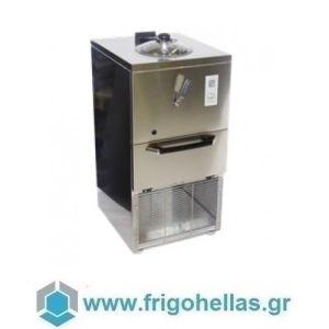 NEMOX GELATO PRO 10K Μηχανή Παγωτού Επαγγελματική (Παραγωγή: 10kg/h ) 1.100Watt/230V.