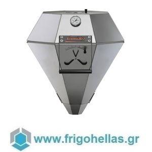 Neumarker 17-71500 Diamant Grill (Εξουσιοδοτημένο Service - Επίσημος Μεταπωλητής) για Ψήσιμο στα Κάρβουνα και Μπάρμπεκιου - 740x740x800mm