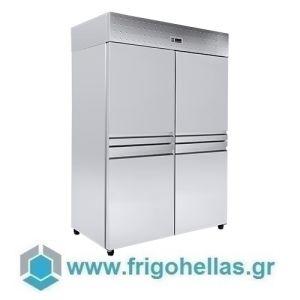 Niki Inox  TH D4 140M Ψυγείο Θάλαμος Inox - 1400x800x2150mm (Υποστηρίζεται από εξουσιοδοτημένο Service)
