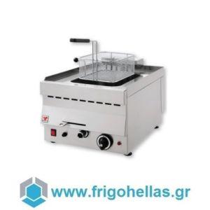 North  FL60 Επαγγελματική Φριτέζα Ηλεκτρική 10Lit - 6Kw - 230Volt (Δώρο 1 Μαχαίρι VictorInox)