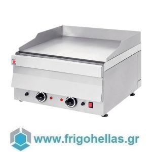 NORTH PL62 Ηλεκτρικό Πλατό Ψησίματος 230V - 60x60x38cm