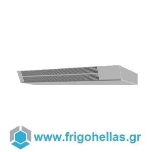 NORTH Capa2 Απορροφητήρας Φούρνου Πίτσας - 1520x1040x165mm (Δώρο 1 Μαχαίρι VictorInox)