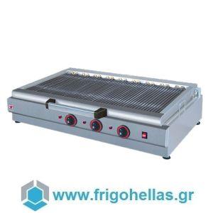 NORTH CHIOS3-ΧΙΟΣ3 Grill Ηλεκτρικές Σχαριέρες Ψησίματος Επαφής (Νερού)