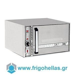 NORTH  F50 Ηλεκτρικός Φούρνος Με Οριζόντιο Άνοιγμα 230Volt (Δώρο 1 Μαχαίρι VictorInox)