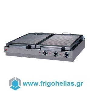 NORTH HS2 Grill Ηλεκτρικές Σχαριέρες Ψησίματος (Νερού) (Δώρο 1 Μαχαίρι VictorInox)