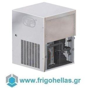 NTF MGT 310A Παγομηχανή για Πάγο nugget-Μηχανή Παγοκύβων Χωρίς Αποθήκη- (Παραγωγή:140kg/24ωρο) (Υποστηρίζεται από Εξουσιοδοτημένο Service)