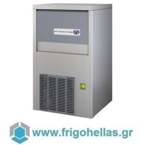 NTF SLT 100A Παγομηχανή Ψεκασμού για Πάγο nugget-Μηχανή Παγοκύβων Με Αποθήκη- (Παραγωγή:55kg/24ωρο) (Εξουσιοδοτημένο service του Κατασκευαστή)