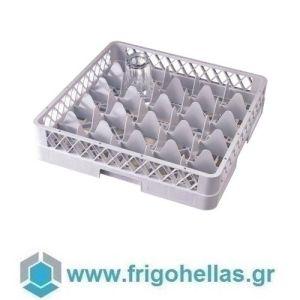 PADERNO 14001-25 (50x50x10,3cm) Καλάθι Πλυντηρίου Πιάτων 25 Θέσεων