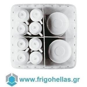 PADERNO 44043-00 (40x40cm) Διαχωριστικό για Κουτί Αποθήκευσης Πολυπροπυλενίου