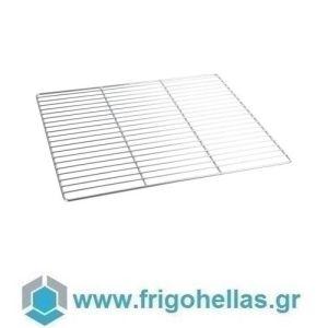 PADERNO 44421-00 (53x65cm - GN 2/1) (Σετ 5 Τεμαχίων) Σχάρα Inox για Φούρνους & Επαγγελματικά Ψυγεία