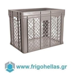 PADERNO 44512-34 (60x40x17cm - 34 Lit) Δοχείο Αποθήκευσης - Διάτρητα Τοιχώματα - Συμπαγής Βάση - Πολυαιθυλενίου Υψηλής Πυκνότητας
