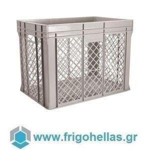 PADERNO 44513-54 (60x40x29cm - 54 Lit) Δοχείο Αποθήκευσης - Διάτρητα Τοιχώματα & Βάση - Πολυαιθυλενίου Υψηλής Πυκνότητας