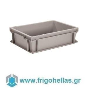 PADERNO 44521E10 (40x30x12cm - 10 Lit) Δοχείο Αποθήκευσης Πολυαιθυλενίου Υψηλής Πυκνότητας