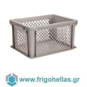PADERNO 44522-16 (40x30x17cm - 16 Lit) Δοχείο Αποθήκευσης - Διάτρητα Τοιχώματα - Συμπαγής Βάση - Πολυαιθυλενίου Υψηλής Πυκνότητας