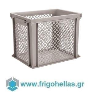PADERNO 44522-31 (40x30x32cm - 31 Lit) Δοχείο Αποθήκευσης - Διάτρητα Τοιχώματα - Συμπαγής Βάση - Πολυαιθυλενίου Υψηλής Πυκνότητας