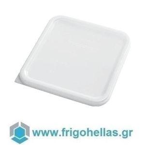 PADERNO 44620-14 (22x21cm) Καπάκι Πολυστερικό για Δοχείο Φαγητού - Λευκό
