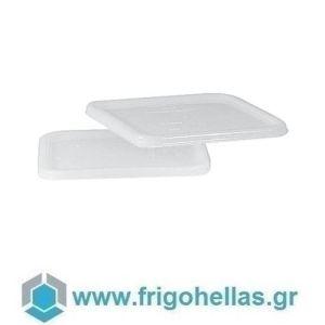 PADERNO 44620-17 (29x27cm) Καπάκι Πολυστερικό για Δοχείο Φαγητού - Λευκό