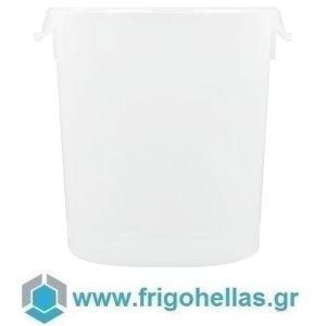 PADERNO 44625-07 (Ø33x35,5cm - 20,8 Lit) Δοχείο Φαγητού Στρογγυλό Πολυπροπυλενίου