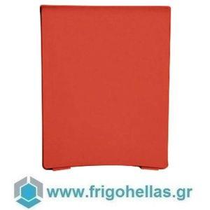 PADERNO 49899-94 (46x32cm) Καπάκι Κάδου Απορριμάτων Κόκκινο