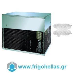 NTF GM1200A Παγομηχανές - Μηχανές Παγοκύβων για Παγότριμμα χωρίς Αποθήκη (Παραγωγή: 510kg/24h - Παγάκι σε Τρίμμα)