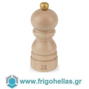 PEUGEOT 0870412 (12cm) PARIS Μύλος Πιπεριού Ξύλο Οξιάς Natural