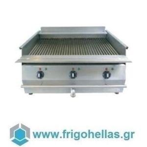 POLYDOR GR3 Ηλεκτρική Σχαριέρα Grill Νερού - 920x650x320mm