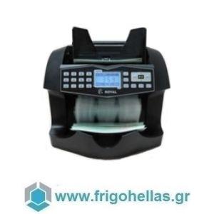 ROYAL N-900 Value Καταμετρητής & Ανιχνευτής Πλαστότητας Χαρτονομισμάτων - Μικτής Καταμέτρησης-ECB TESTED 100%