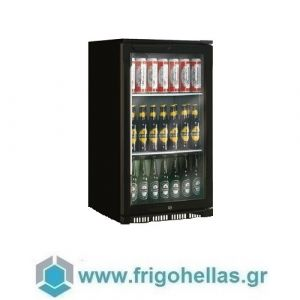 Sanden Intercool Thailand ICG-108HB (108lit) (Εξουσιοδοτημένο Service - Επίσημος Μεταπωλητής) Επιτραπέζιο Ψυγείο Βιτρίνα Συντήρησης Με 1 Πόρτα Ανοιγόμενη- 500x530x865mm