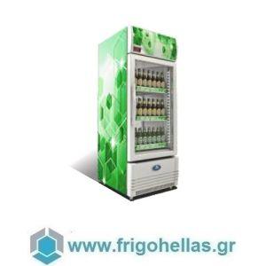 Sanden Intercool Thailand SPE-0253 (250lit) Επαγγελματικά Ψυγεία Αναψυκτικών-Λευκό-560x610x1500mm