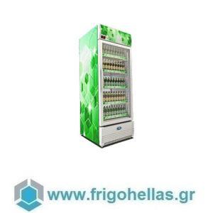 Sanden Intercool Thailand SPE-0605B (600lit) (Εξουσιοδοτημένο Service - Επίσημος Μεταπωλητής) Sub Zero Επαγγελματικό Ψυγείο Μπύρας-Λευκό-700x710x1930mm