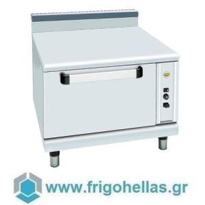 SERGAS FG1 (Εξουσιοδοτημένο Service - Επίσημος Μεταπωλητής) Φούρνος Εστιατορίου Φυσικού Αερίου-Εσωτερικές Διαστάσεις : 54x70x30cm