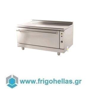 SERGAS FG1LS7 (Εξουσιοδοτημένο Service - Επίσημος Μεταπωλητής) Φούρνος Εστιατορίου Φυσικού Αερίου-Εσωτερικές Διαστάσεις : 95x64x30cm