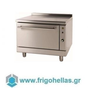 SERGAS FG1S7 (Εξουσιοδοτημένο Service - Επίσημος Μεταπωλητής) (Σετ 2 Τεμαχίων) Φούρνος Εστιατορίου Φυσικού Αερίου-Εσωτερικές Διαστάσεις : 54x64x30cm